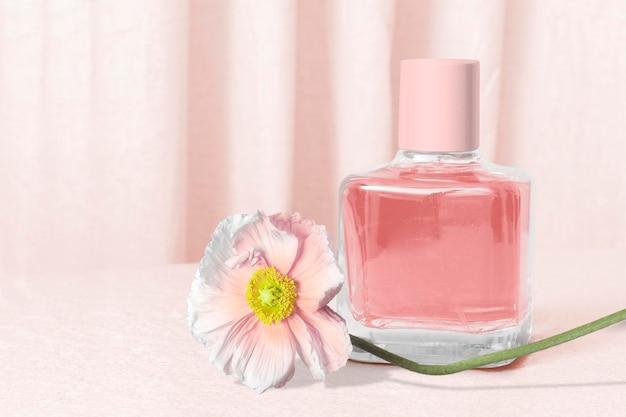 Frasco de perfume, produto de beleza