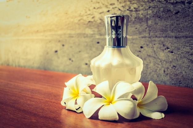 Frasco de perfume