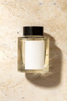 Frasco difusor de óleo aromático, produto spa