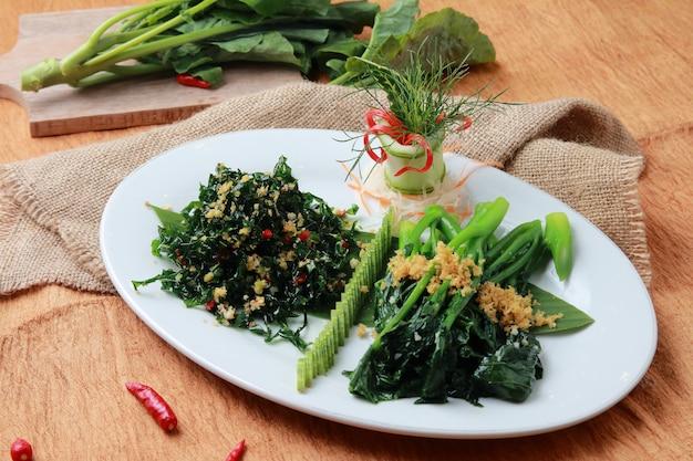 Frite legumes