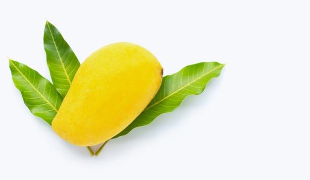 Fruta manga