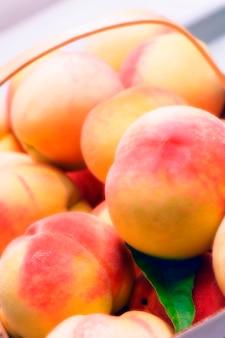 Frutas, close-up