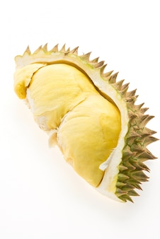 Frutas durian maduro