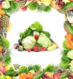 Frutas e vegetais