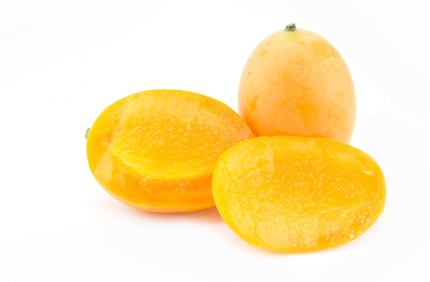 Frutas tropicais tailandesas