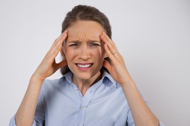 Fulgor empresária sofre dor de cabeça