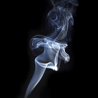 Fumaça abstrata
