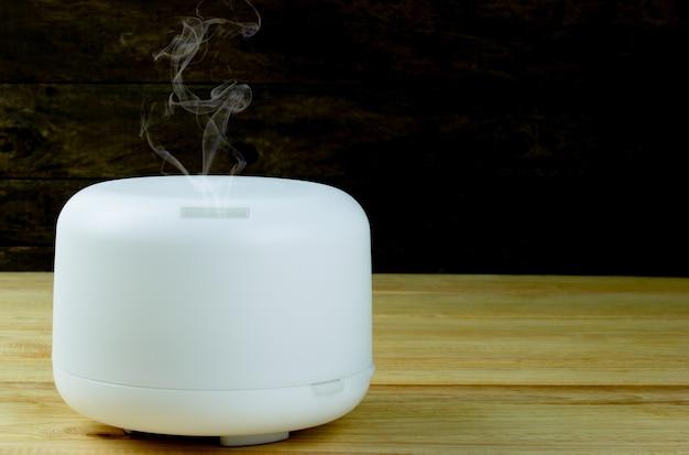 Fumaça de difusor de aroma vapor fumaça de vapor