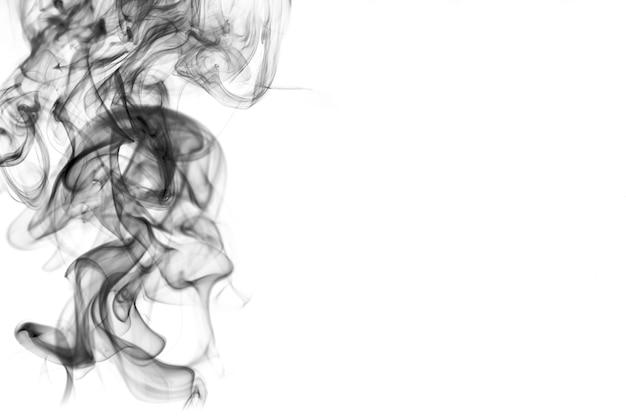 Fumaça de fundo abstrato