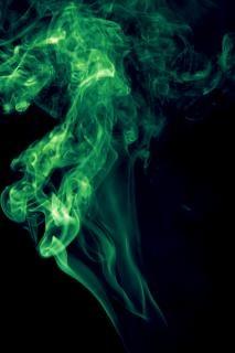 Fumo, a arte, redemoinho, resumo