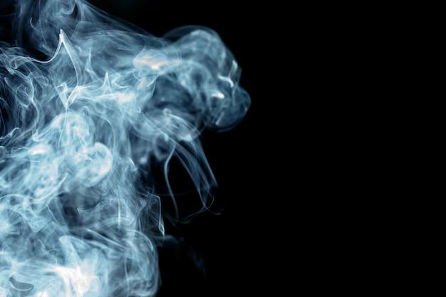 Fumo abstrato