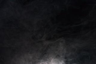 Fumo, forma, densidade