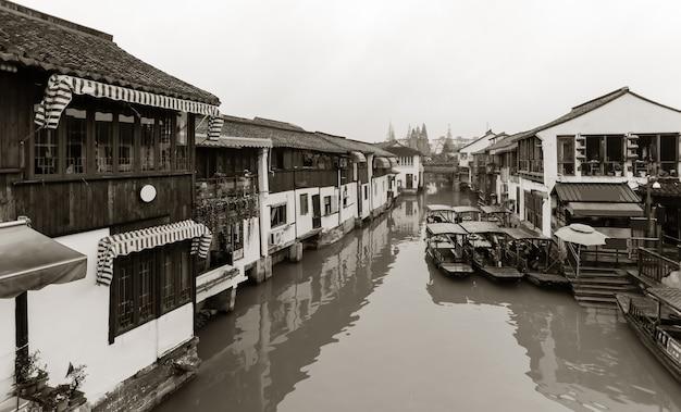 Função de nostalgia da água rural tradicional
