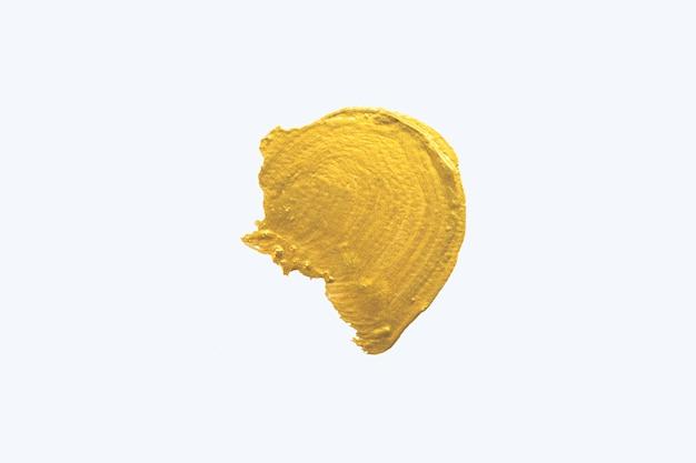 Fundo abstrato aquarela de ouro.