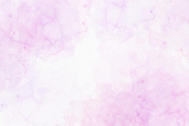Fundo abstrato aquarela roxo suave