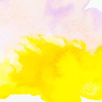 Fundo abstrato brilhante em aquarela