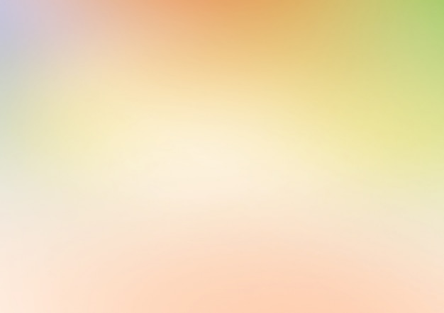 Fundo abstrato céu em gradiente pastel