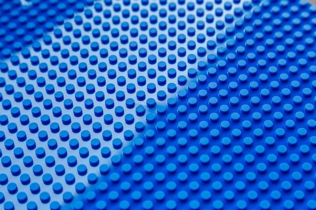 Fundo abstrato, círculo azul pontilha textura grunge