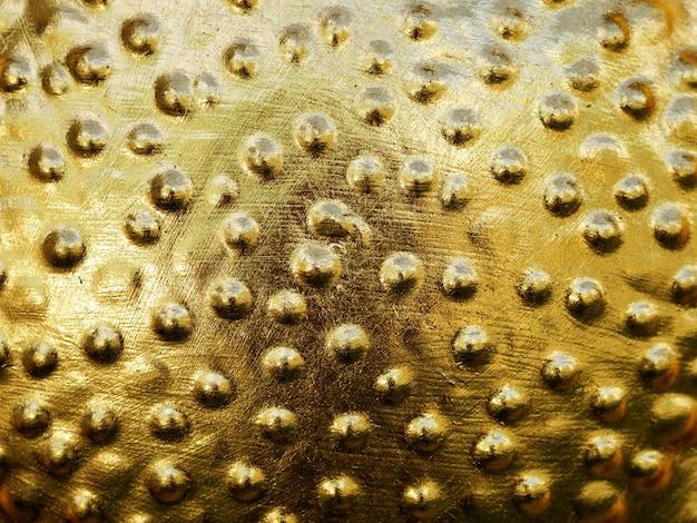 Fundo abstrato colorido de folha de ouro