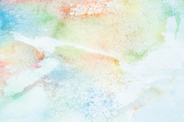 Fundo abstrato com cores fracas