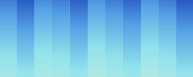 Fundo abstrato com listras verticais em gradiente azul