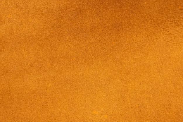 Fundo abstrato com textura de couro marrom natural