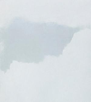 Fundo abstrato com textura de tinta a óleo cinza