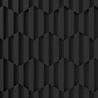 Fundo abstrato da parede moderna da telha, rendição 3d.