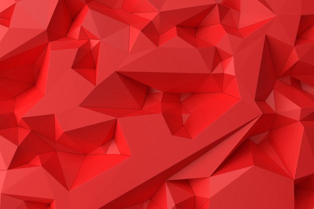Fundo abstrato da parede moderna. renderização 3d.