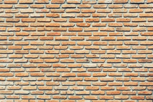 Fundo abstrato da parede velha do teste padrão dos tijolos. cenário retrô e vintage.