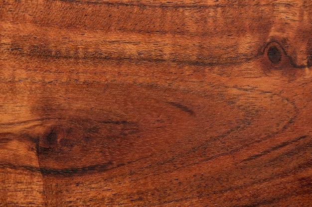 Fundo abstrato da superfície de madeira do marrom escuro. closeup topview para obras de arte. foto de alta qualidade