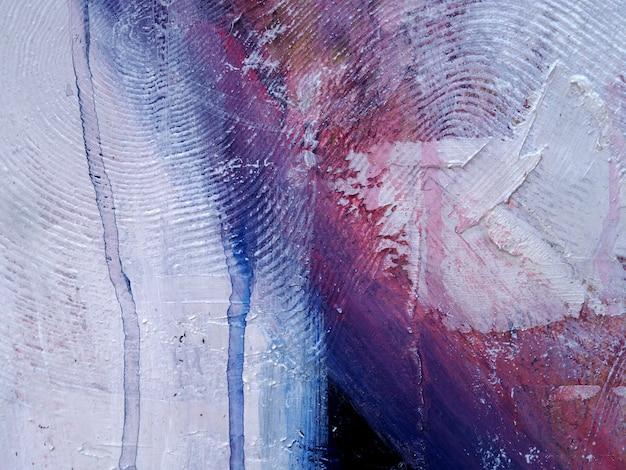 Fundo abstrato da textura da pintura da aguarela na lona.