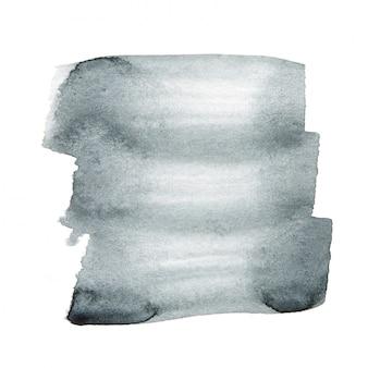 Fundo abstrato da textura da pintura da mão da aquarela, isolado.
