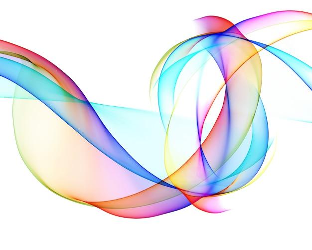 Fundo abstrato de arco-íris