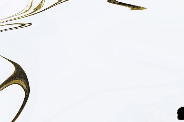Fundo abstrato de mármore dourado