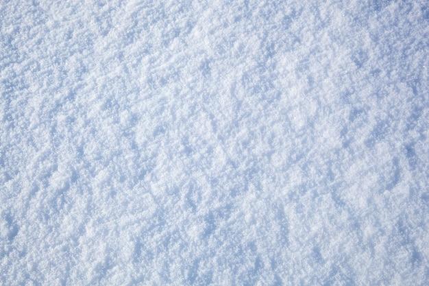 Fundo abstrato de neve de inverno