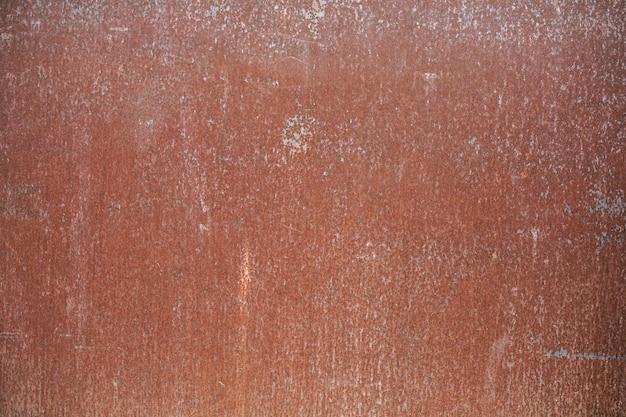 Fundo abstrato de textura de metal enferrujado com grunge e pano de fundo vintage arranhado