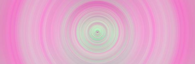 Fundo abstrato do borrão de movimento radial do círculo da rotação.