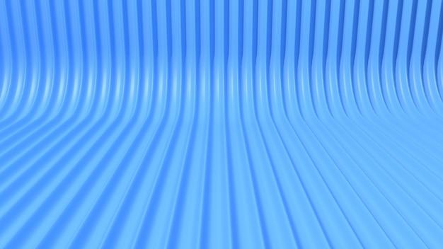 Fundo abstrato do estúdio renderização em 3d