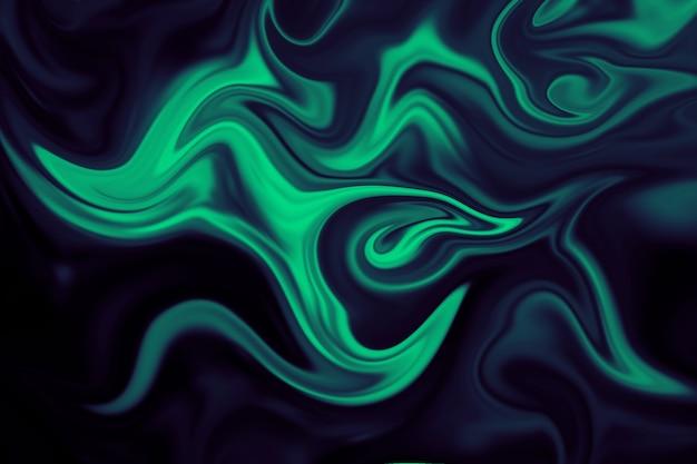 Fundo abstrato do forro líquido colorido. textura abstrata de acrílico líquido.