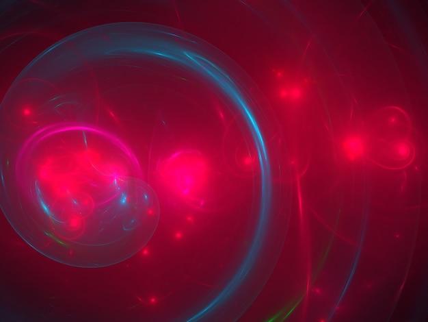 Fundo abstrato do fractal
