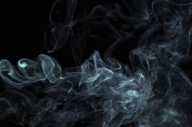 Fundo abstrato do papel de parede de fumaça para a área de trabalho