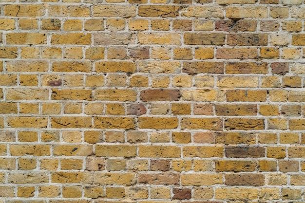 Fundo abstrato do teste padrão da parede de tijolo e contexto, espaço vazio da cópia. parede de tijolo amplo panorama de alvenaria.