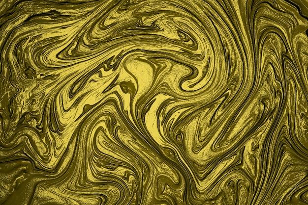 Fundo abstrato dourado com textura dourada