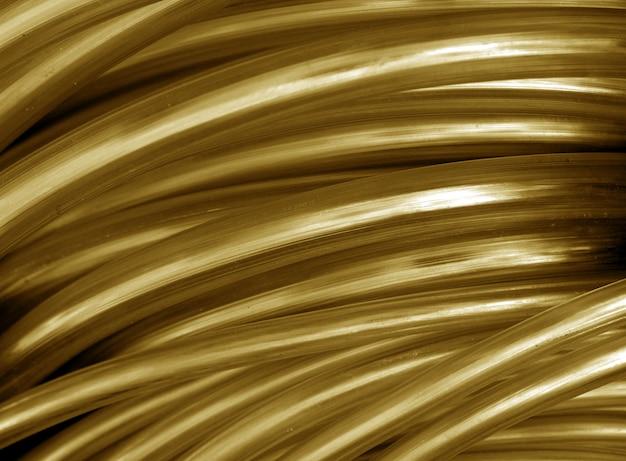 Fundo abstrato dourado com textura.