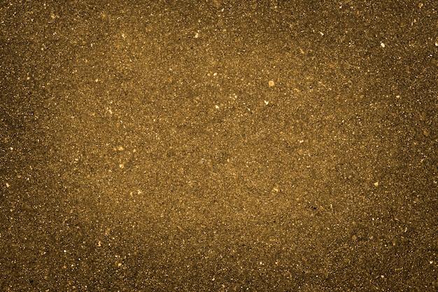 Fundo abstrato dourado ou textura e sombra de gradientes pano de fundo vazio copiar espaço