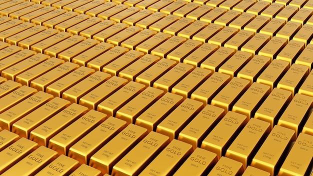 Fundo abstrato dourado