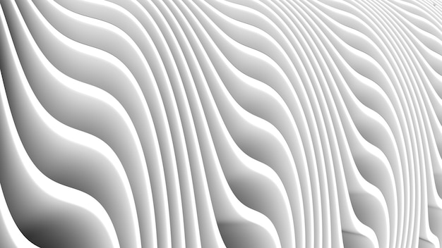 Fundo abstrato geométrico 3d
