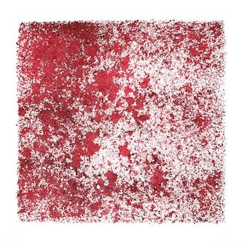 Fundo abstrato grunge vermelho - espaço para seu próprio texto - ilustração raster