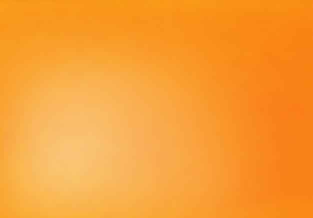 Fundo abstrato laranja de cor gradiente